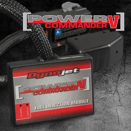 powercommander tenningingskontroll pcv pti
