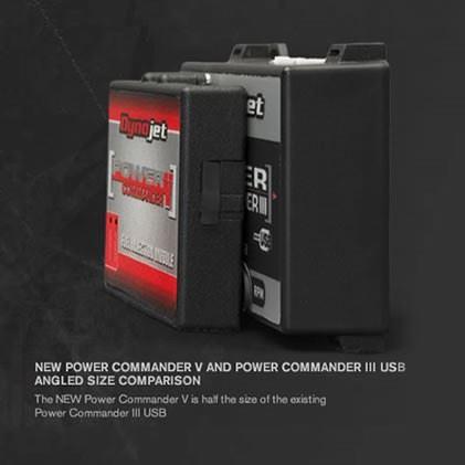 Powercommander 5 størrelse